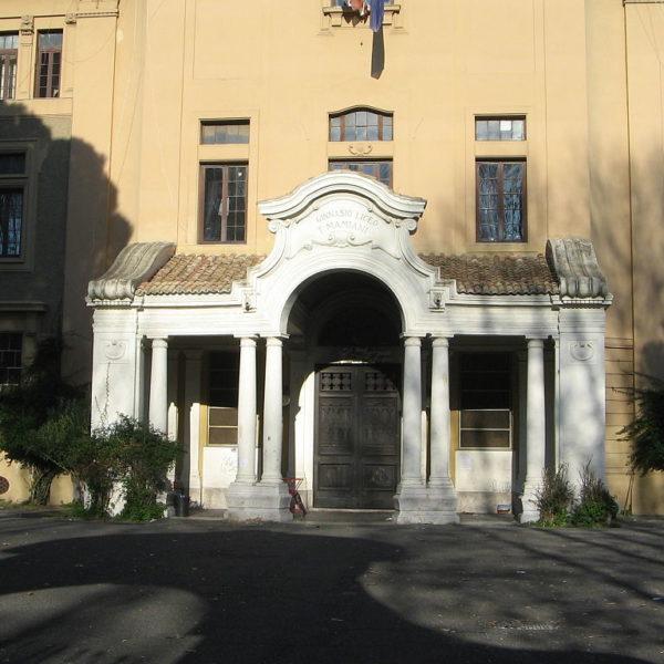 Roma, al Mamiani mattinata dedicata all'ambiante e alla tutela del mare.